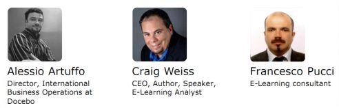 Webinar Speakers