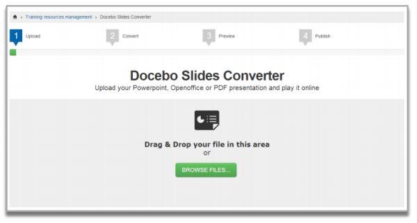 Docebo - Slides Converter