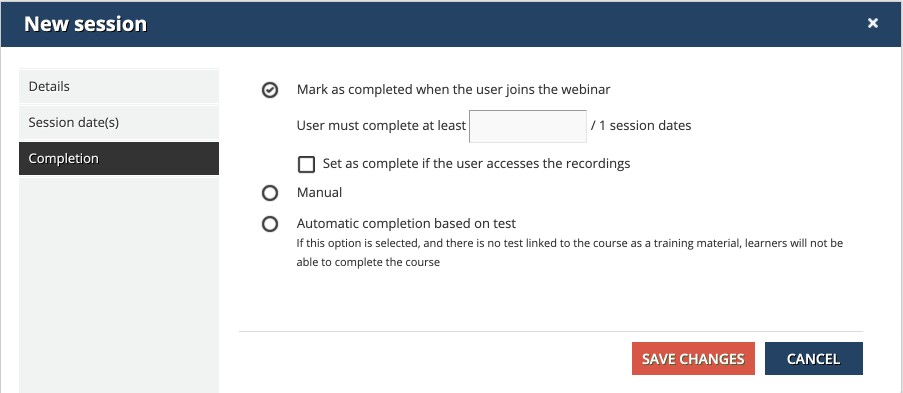 How to Create and Manage a Webinar Course - Docebo
