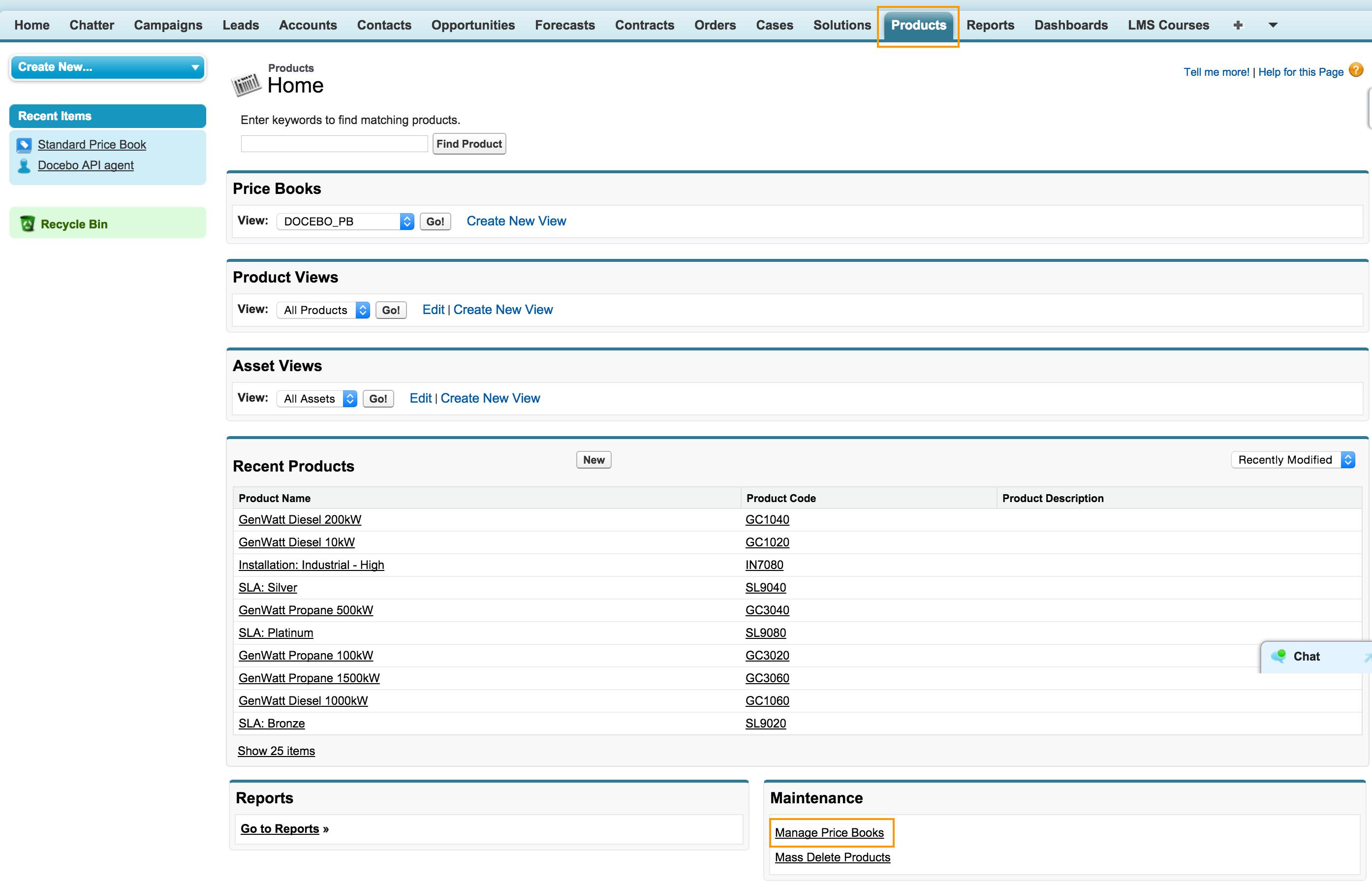 Salesforce LMS (Learning Management System) Integration and API
