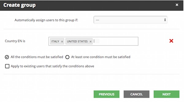 Save time managing users with Docebo's Auto-populate feature