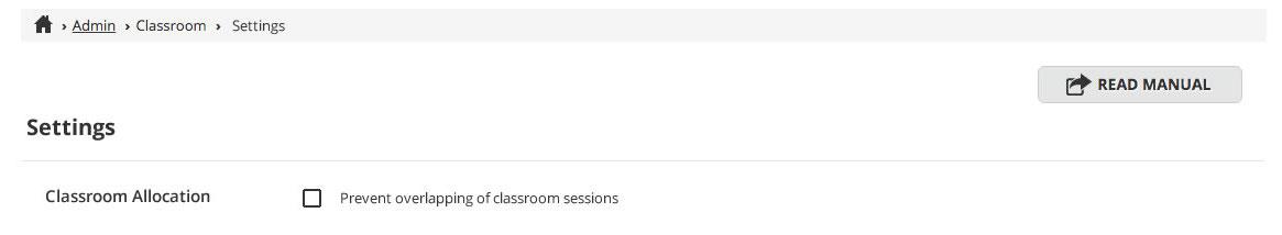weekly changelog classroom settings