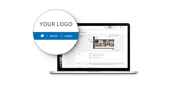 Bring your brand to your LMS