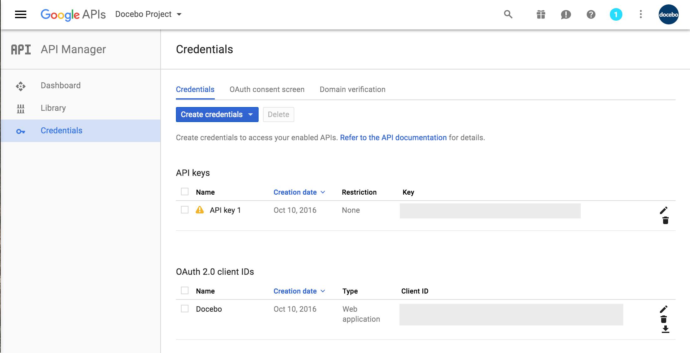Docebo for Google Drive - Docebo