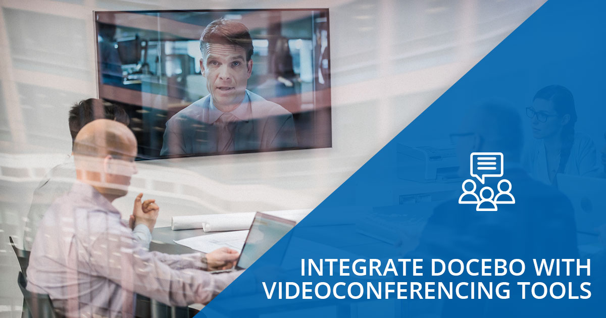 LMS videoconferencing