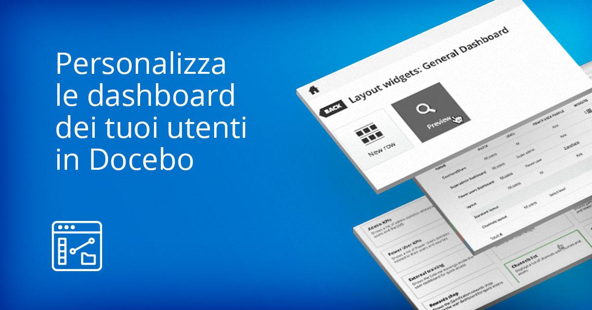 Customized Dashboards Docebo