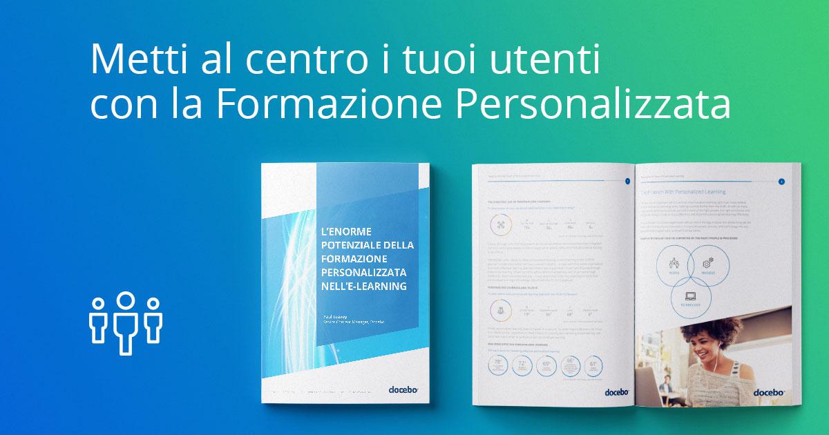 formazione personalizzata
