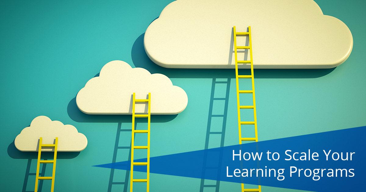 Scale eLearning Programs