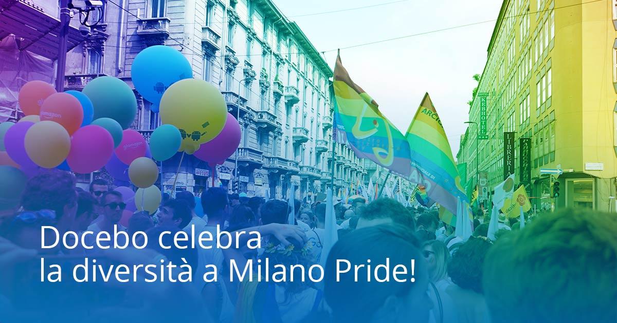 Docebo Milano Pride