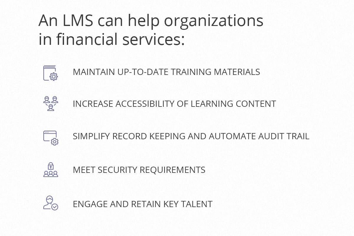Financial Services LMS