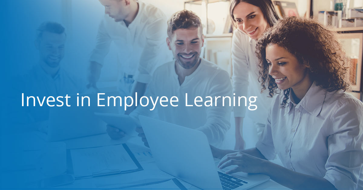 Invest in Employee Learning