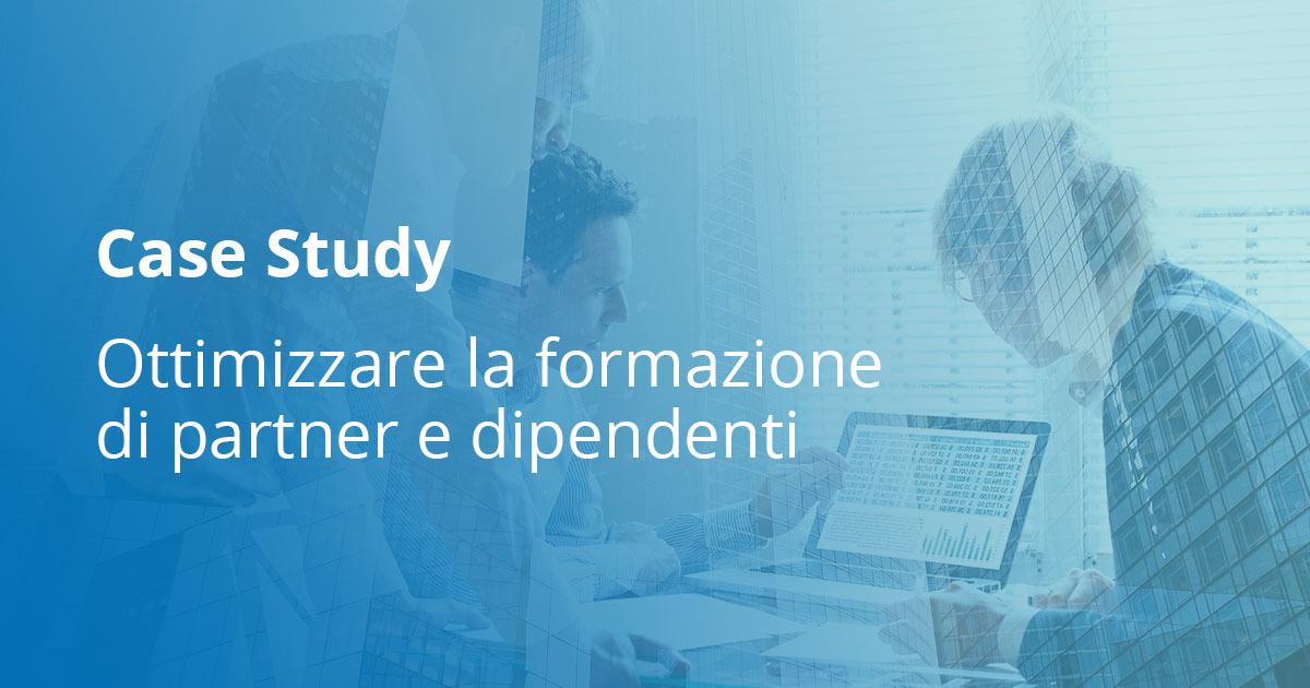 Datto Case Study formazione di partner e dipendenti