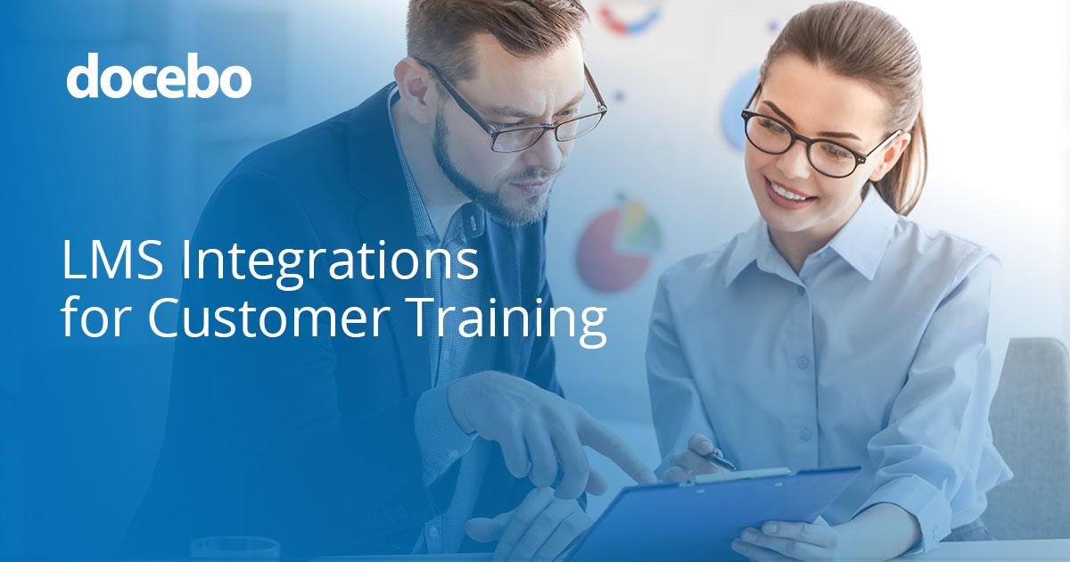 LMS integrations customer training