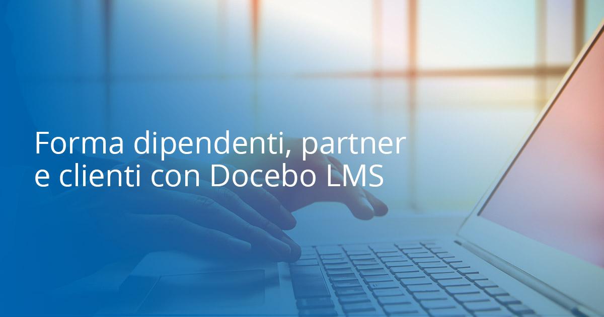 Docebo LMS