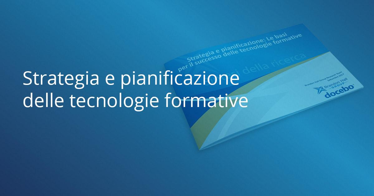 Tecnologie formative