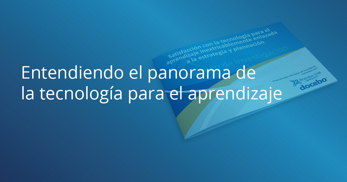 Tecnología para el aprendizaje