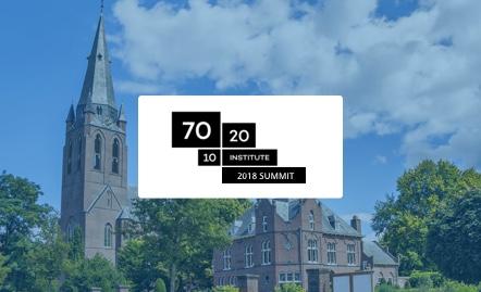 70:20:10 Institute Summit
