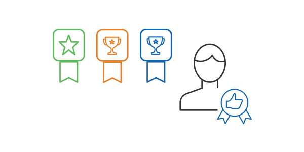 Reward top performers with gamification – Docebo LMS