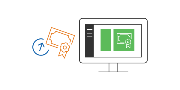 Import and approve external certificates in your LMS