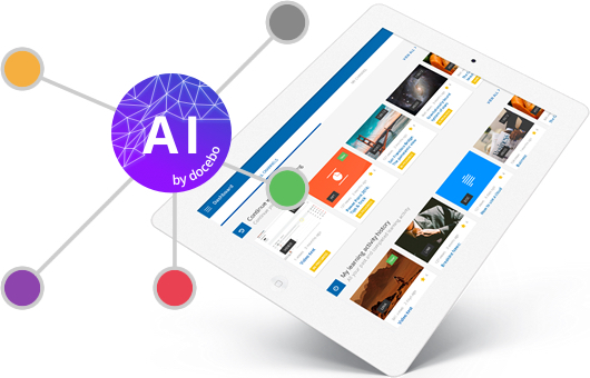 Train and engage partners with AI-powered learning