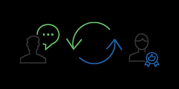 Coach & Share permette di ottenere dati e analisi approfondite sulle risorse formative condivise all'interno dell'organizzazione