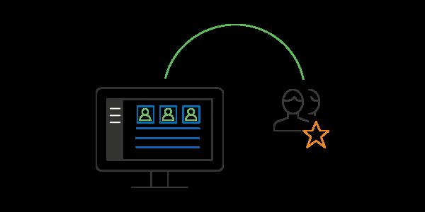Crea nuovi Power User per semplificare le attività di amministrazione