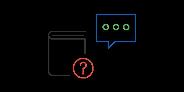 Haga preguntas a los expertos - plataforma de aprendizaje en línea Docebo
