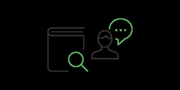 Obtenga respuestas de los expertos - plataforma de aprendizaje en línea Docebo