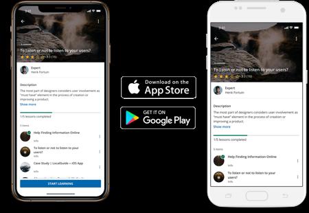 Brandez votre propre app et publiez-là sur l'App Store ou Google Pay