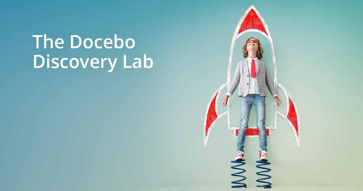 The Docebo Discovery Lab: The Next Era of Mobile Learning