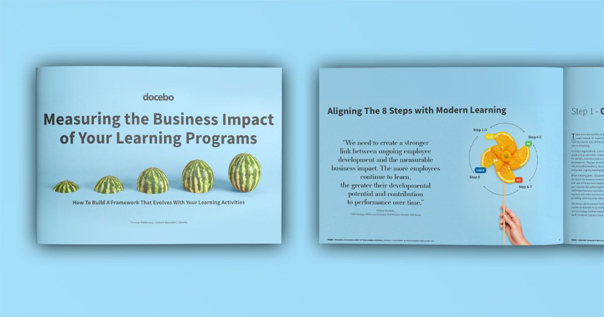 Whitepaper - Measuring the Business Impact of Your Learning Programs