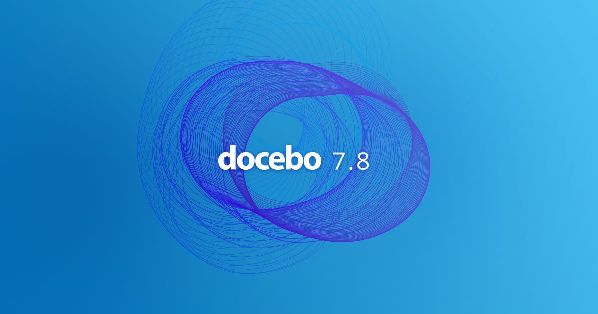 Docebo 7.8