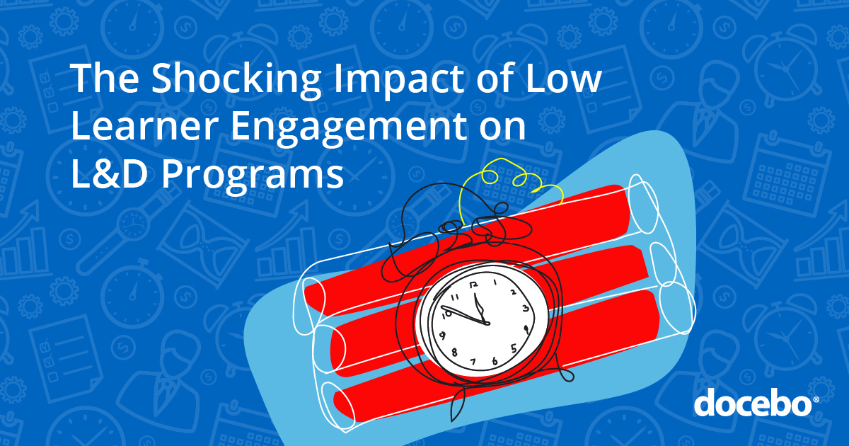 The Shocking Impact of Low Learner Engagement on L&D Programs