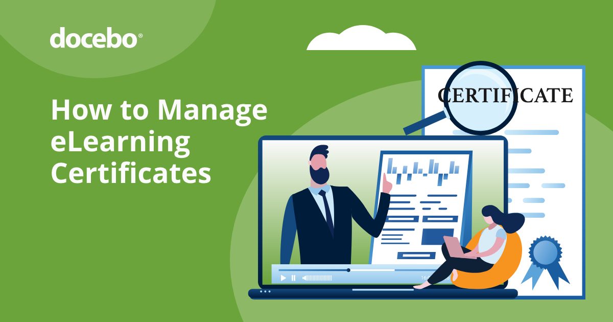 How to Create and Manage eLearning Certificates in an LMS