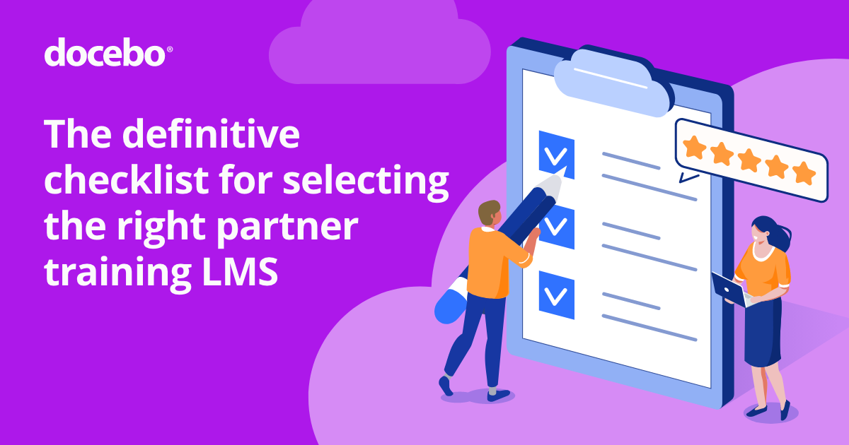 How to select a partner training LMS (to train channel partners)