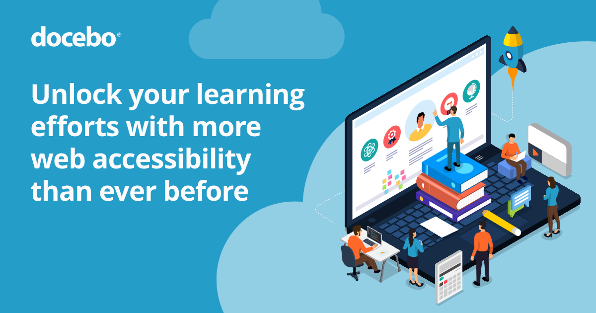 Making e-learning more accessible & WCAG 2.1 compliant