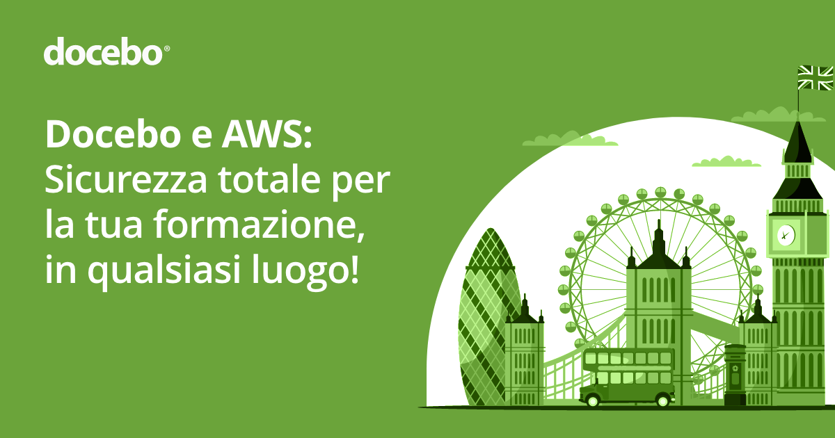 Cloud LMS su AWS Region London - Vantaggi, Sicurezza e Privacy