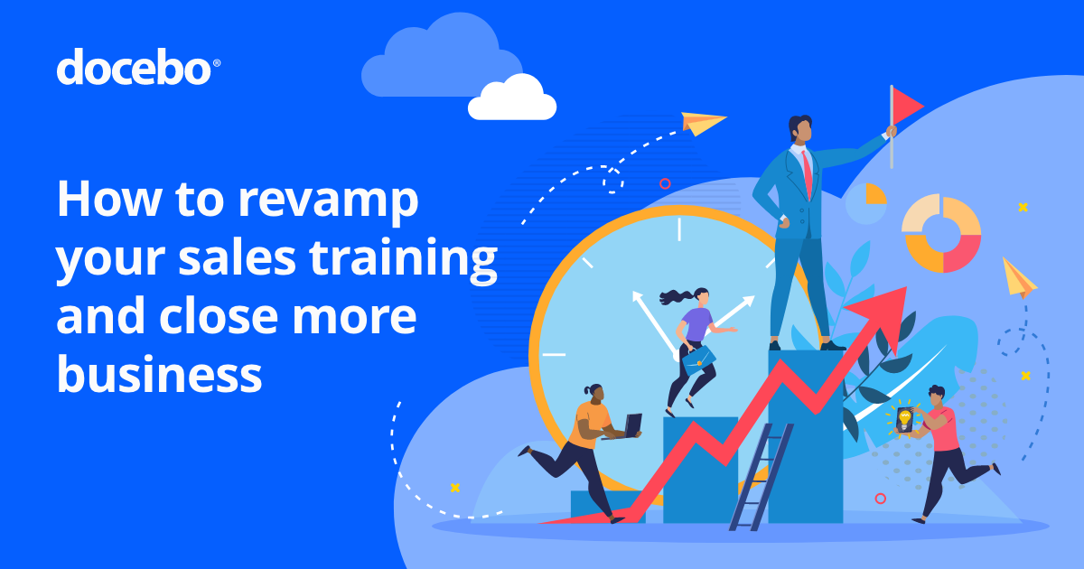 How an LMS for sales training can help drive revenue growth